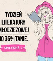 Książki dla młodzieży w dobrej cenie 2017