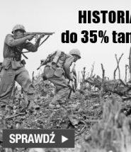 Rocznica II wojny światowej - rabat na książki historyczne. Sprawdź promocję >>