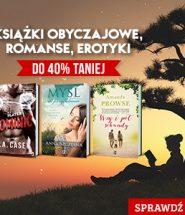 Książki dla kobiet na jesień do 40% taniej! Sprawdź >>