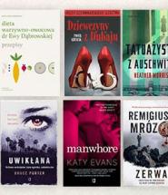 Bestsellery maja 2018 w TaniaKsiążka.pl