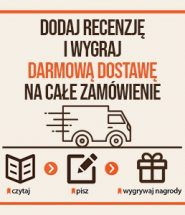 Konkurs na recenzje miesiąca w TaniaKsiazka.pl - recenzenci listopada Konkurs na recenzje miesiąca w TaniaKsiazka.pl