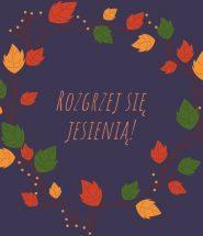 Rozgrzejcie się jesienią - sprawdźcie książki na TaniaKsiazka.pl